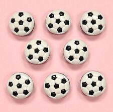 Botones Galore balones 4069-Fútbol Sport Vestido para arriba