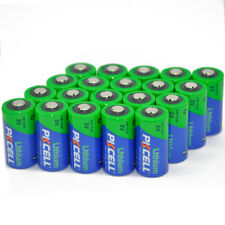 24PC Fresh CR123A 123A 3V Lithium Camera Battery EXP.2027 PKCELL Free Shipping