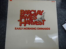 Barclay James Harvest - Early Morning Onwards - Vinyl LP