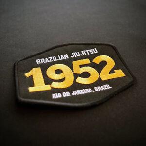 Brazilian Jiu Jitsu Gi Patches - 1952