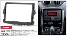 CARAV11-297 Car 2DIN Radio DVD Frame Fascia Dash Panel Frame for RENAULT Duster