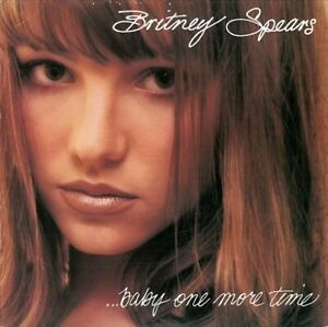 BRITNEY SPEARS ...Baby One More Time Vinyl Record Single 12 Inch Jive 1998 & Pop