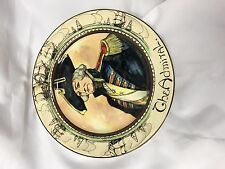 "The Professionals Collector Plate by Royal Doulton ""The Admiral"" T.C. 1045"