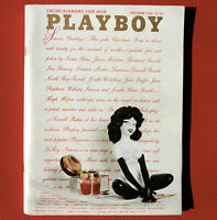 VTG Playboy December 1964 Very Good (5.0 - 6.0) Playmate Jo Collins, Ian Fleming