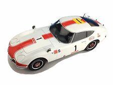 [First18 1/18] Toyota 2000GT 1967 24 Hours Fuji #1 F18-006