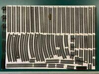 Fleischmann H0, Konvolut Gleise, 68 Stück mit Prellböcken, ansehen, Schnäppchen!