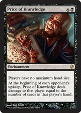 MTG Magic - (R) Commander 2013 - Price of Knowledge - SP