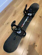 New listing Burton Futura x Vapor Snowboard 159cm, Burton C60 Carbon Fibre Bindings bag rare