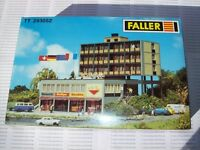 Faller 293052 Hotel Stadt Prag TT 1:120 Bausatz U'C2 µ*