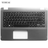 NEW For SVT13 SVT131A11W SVT131B11W Palmrest Keyboard Bezel Upper Case