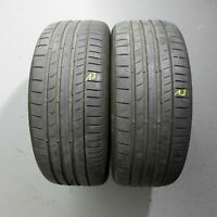 2x Continental ContiSportContact 5P MO 225/40 R18 92Y DOT 2314 5 mm Sommerreifen