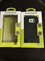 PUREGEAR SLIM SHELL CASE COVER FOR SAMSUNG GALAXY S6 FREE FAST SHIPPING