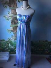Jessica Simpson Women Cocktail Strapless Long Dress SZ S