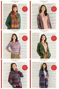 Sirdar Jewelspun Aran Patterns for women   OUR PRICE £2.90