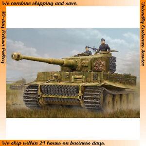 HobbyBoss Models 1/16 PzKpfw.VI Tiger I - Mid Production