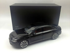 Kyosho 1:18 Audi A8L W12 2014 Phantom Black Diecast metal model Car 09232BK