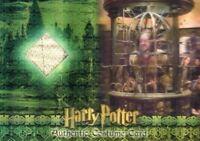 The World of Harry Potter 3D Igor Karkaroff Costume Card HP C13 #226/500