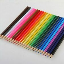 24pcs Water Colorful Pencil kit For BJD MSD DOD Dollfie Makeup Face Up Tool Set