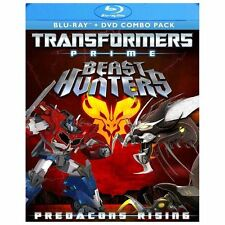New: TRANSFORMERS PRIME: BEAST MODE - Predacons Rising - Blu-ray