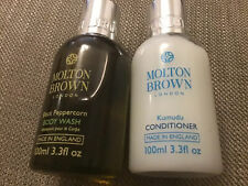 molton brown black peppercorn body wash 100ml And Kumudu Conditioner 100ml