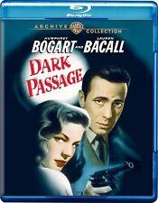 Dark Passage Blu-Ray (1947) - Humphrey Bogart, Lauren Bacall, Delmer Daves