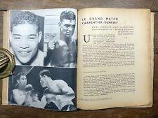 Gaston Bénac - Champions dans la Coulisse 1944 Éd. de l'Actualité Sportive SPORT