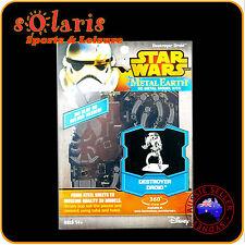 Fascinations Metal Earth Licensed Star Wars Destroyer Droid 3D Miniture Model