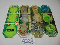 VINTAGE MASTERS OF THE UNIVERSE BATTLE FOR ETERNIA GAME PART 4 CARDBOARD PIECE