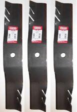 Set of 3 Oregon 596-387 Gator G5 Blades for 742-04068, 742-04068C, 759-04047
