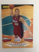 2009-10 Panini BLAKE GRIFFIN # 301 Los Angeles Clippers RC Rookie Card