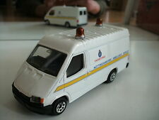 Corgi Ford Transit Nottinghamshie Ambulance Service in White