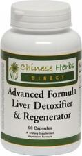 Chinese Herbs Direct, Advanced Formula Liver Cleanse & Regenerator, 90 ct