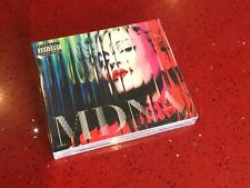 Madonna MDNA Taiwan CD Rare Collectable Deleted Sealed 279973-6