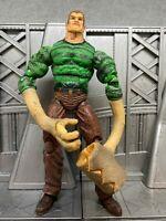 "Marvel Legends Spider-man Classics Origins SANDMAN 6"" Inch Action Figure"