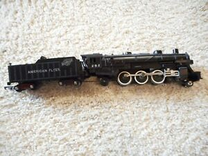 S SCALE AMERICAN FLYER #282 4-6-2 STEAMER