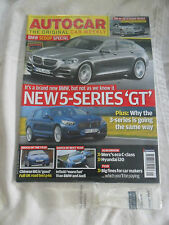 December Autocar Weekly Magazines