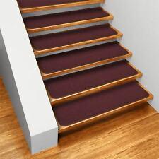 Set of 15 SKID-RESISTANT Carpet Stair Treads 8