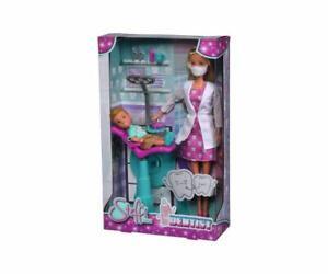 Steffi Love 105733514 - Dentist - Zahnärztin Puppe mit Zubehör *NEU & OVP*