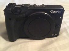 Used Canon EOS M3 24.2