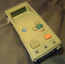 HP RM1-1437 LaserJet 2420 panel de visualización de control de operador