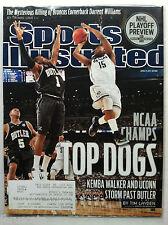 2011 UCON HUSKIES CONNECTICUT NCAA CHAMPIONS KEMBA WALKER Sports Illustrated
