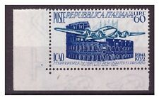 ITALIA  1952 -  ICAO   NUOVO **