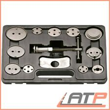 BRAKE PISTON REWIND WIND BACK TOOL KIT 13 PCS RENAULT OPEL VAUXHALL AUDI VW BMW