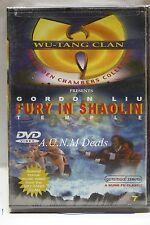Fury in Shaolin Temple (DVD, 2001)