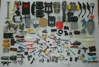 Lot 1970s 1980s Star Wars Remco Figure Vehicle Play Set Accessory Part Piece