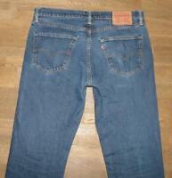"""STARKE LEVI`S 511 Herren- JEANS / LEVIS Blue- Jeans in blau W34"""" /L34"""""""