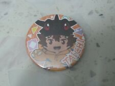Taichi Tai Kamiya in Greymon Costume KIDDY LAND Badge Button Pin (Digimon tri.)