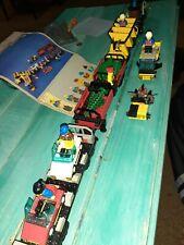 LEGO Trains 2126 Train Cars , RARE