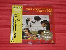 2017 REMASTER JAPAN SHM CD NITTY GRITTY DIRT BAND Ricochet  MINI LP SLEEVE