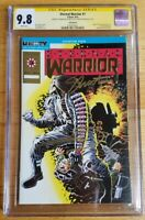 Eternal Warrior Gold #1 - CGC 9.8 *WP* - signed x2 FRANK MILLER & JIM SHOOTER